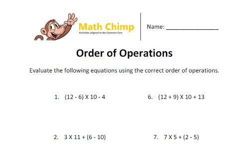 5th Grade Math Resources Online