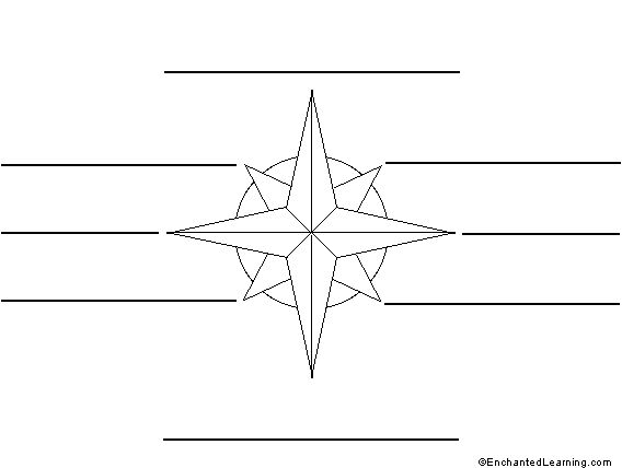 Best 25+ Compass Rose Activities Ideas On Free Worksheets Samples