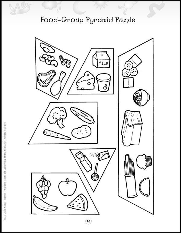 Best 25+ Food Group Pyramid Ideas On Free Worksheets Samples