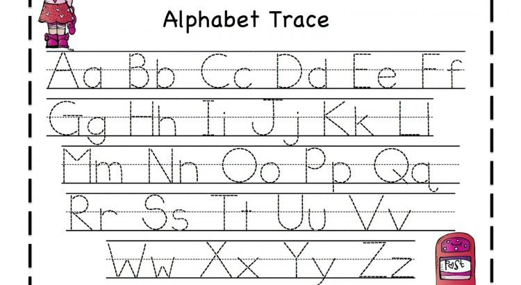 Charming Abc Worksheets For Kindergarten