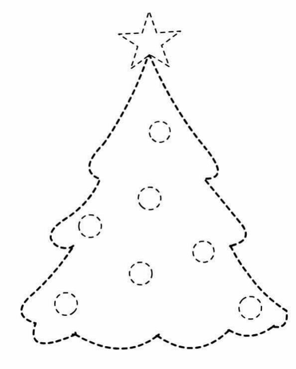 Christmas Tree Pre