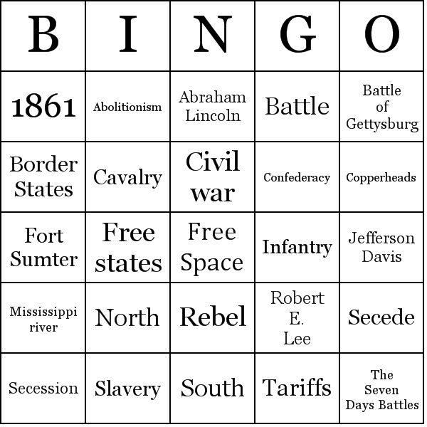 Civil War For Kids Worksheets Free Worksheets Library