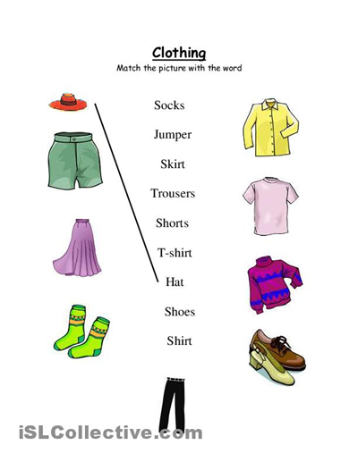 Clothes For K5