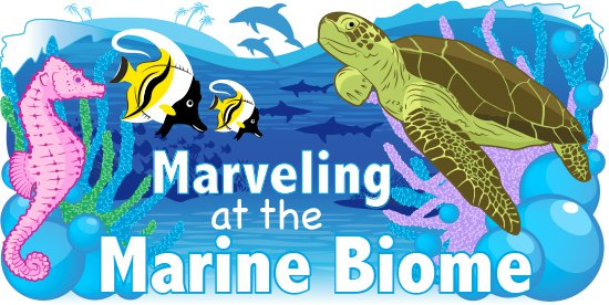 Coastal And Open Ocean Biomes