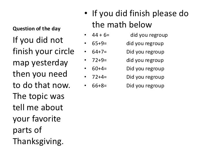 Math » Answers To Did You Hear About Math Worksheet