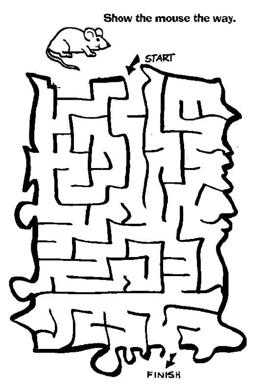 Maze Page