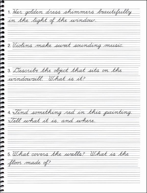 Sentence Writing Practice Worksheets Free Worksheets Library