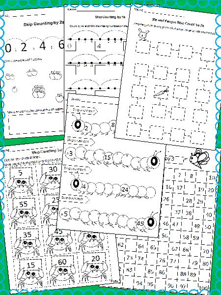 Shapes Angles & Sides Worksheets