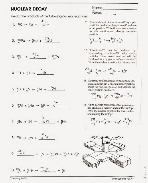 Skills Half Life Calculations Worksheet Answers Pg 100 Worksheets