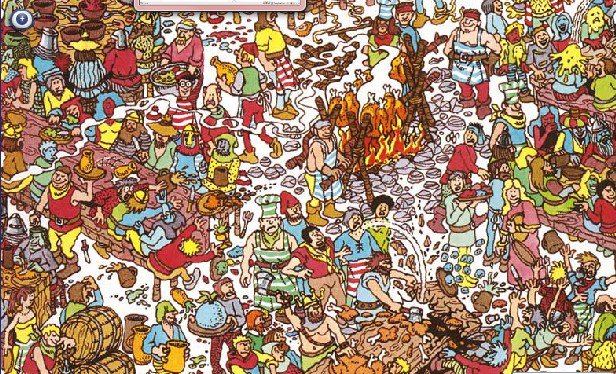 picture regarding Where's Waldo Printable identified as Wheres Waldo Printable Worksheets