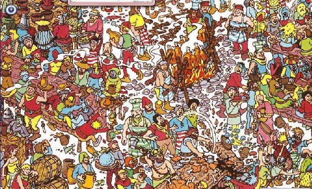 Where Is Waldo Printable Version Trials Ireland