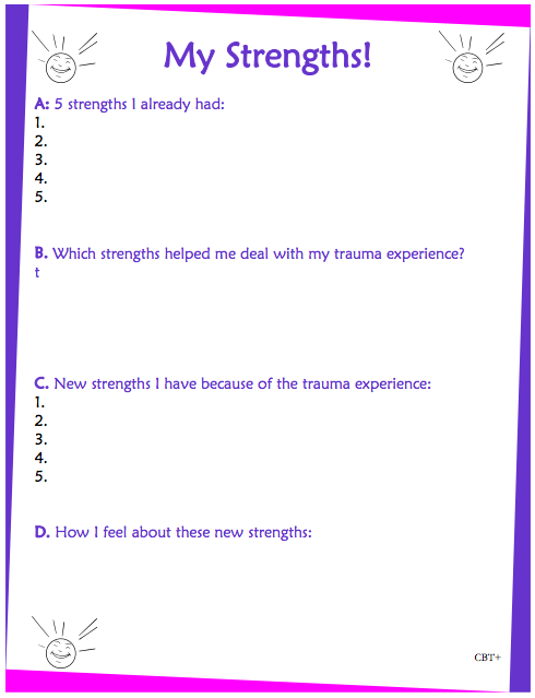 10+ Coping Skills Worksheets For Adults And Youth (+ Pdfs)