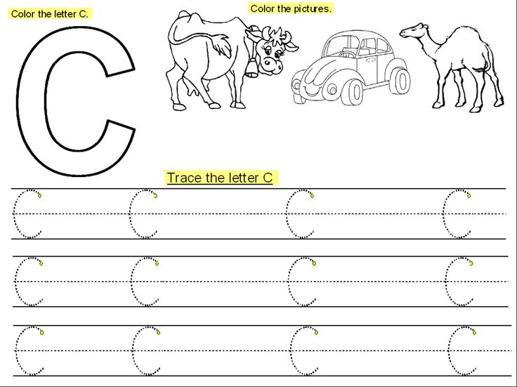 11 Best Letter C Preschool Activities Images On Free Worksheets Samples