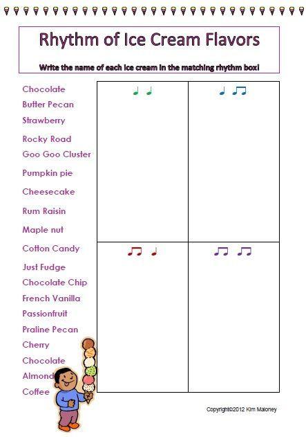 248 Best Music Worksheets Images On Free Worksheets Samples