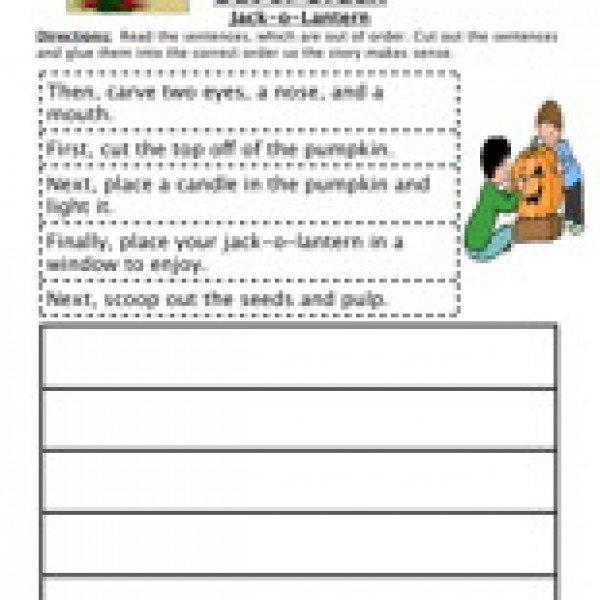 3rd Grade » Sequencing Worksheets 3rd Grade