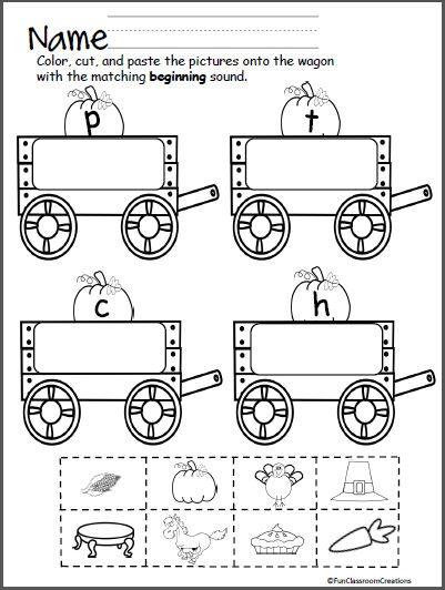 42 Best Kindergarten Language Arts Images On Free Worksheets Samples