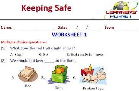 All Worksheets » Free Printable Evs Worksheets For Class 1