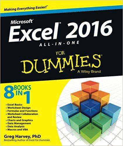 Amazon Com  Excel 2016 All