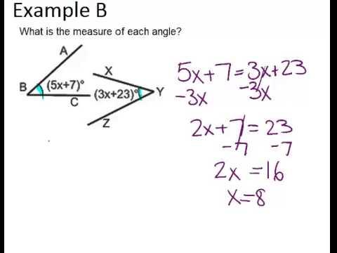 Angle Bisectors Worksheet Free Worksheets Library