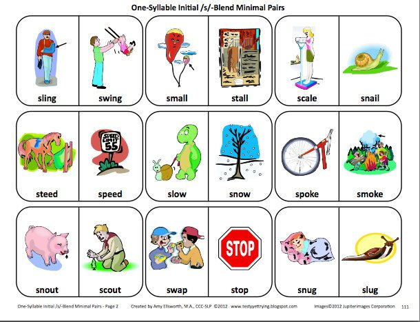 Apraxia Worksheets Free Worksheets Library