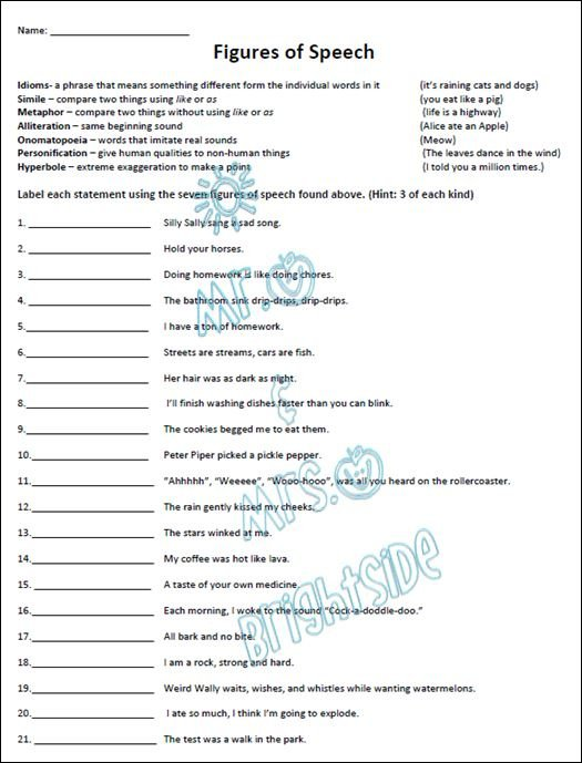Best 25+ Simile Poems Ideas On Free Worksheets Samples