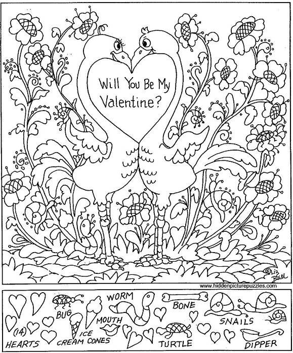 Coloring Pages Printable  Best Gallery Free Hidden Pictures
