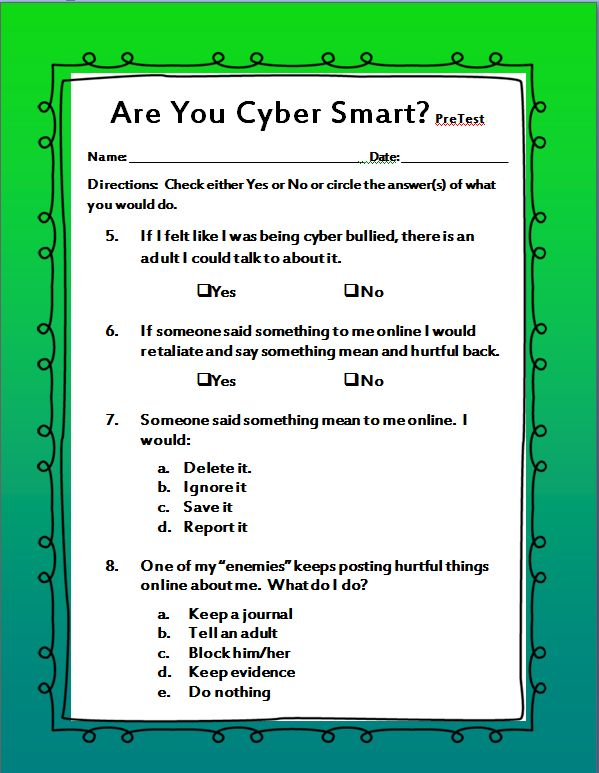Cyber Safety And Social Media Has Been A Big Thing At Our School