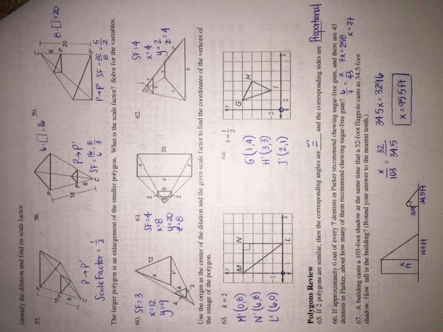 Dilations Worksheet Kuta Fresh Geometry Mrs Murk S Math Class