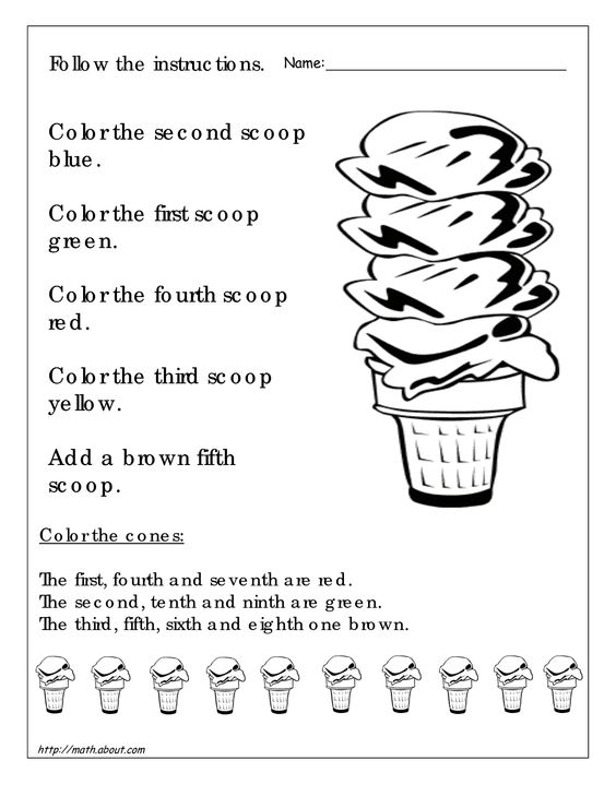 Fun Math Worksheets For 3rd Grade Free Worksheets Library