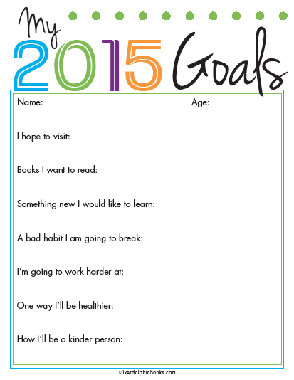 Goal Setting Worksheet For Kids Free Worksheets Library