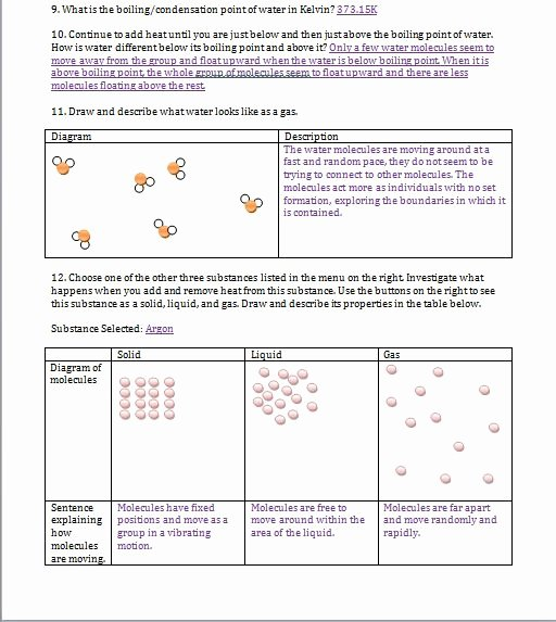 Intermolecular Forces Worksheet Answers Beautiful Intermolecular