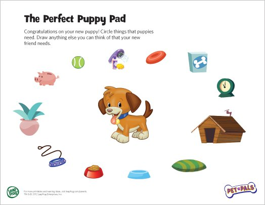 Leapfrog Perfect Puppy Pad