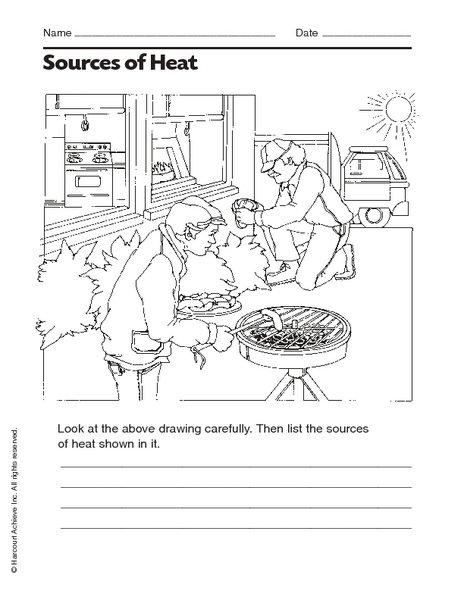 Methods Of Heat Transfer Worksheet Free Worksheets Library