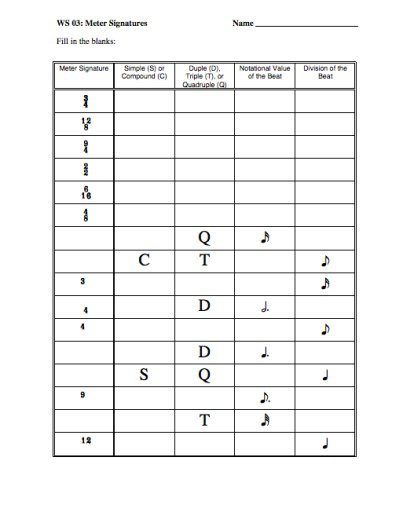 Music Theory Worksheets Free Resources For Piano Teachers