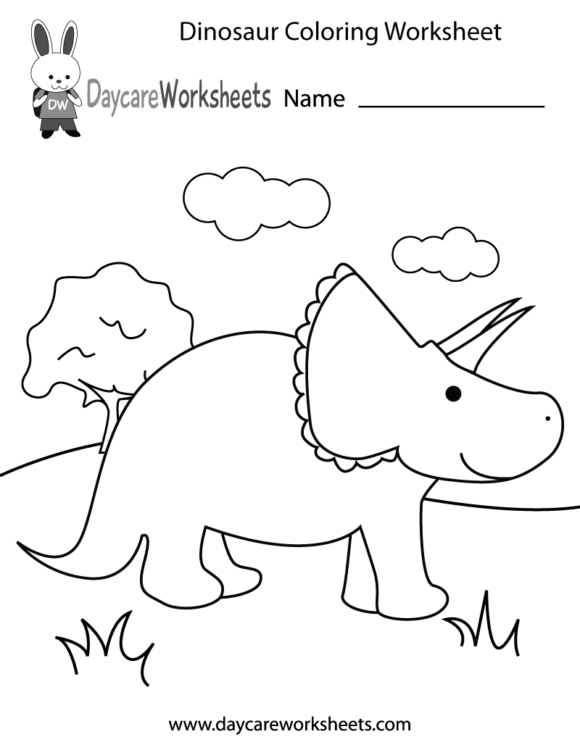 Number Names Worksheets » Playgroup Worksheets
