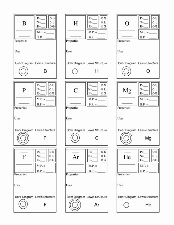 Periodic Table Basics Worksheet Elegant Periodic Table Worksheet