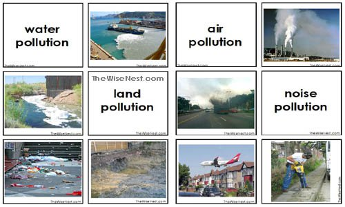 Pollution Cards