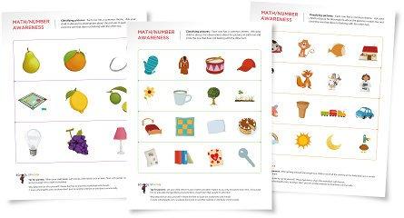 Preschool And Kindergarten Sorting And Classifying Activities