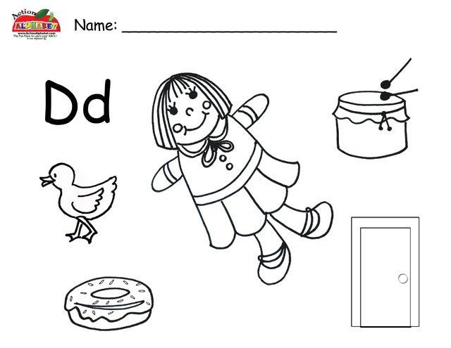 Preschool Worksheets  Preschool Printable Worksheets