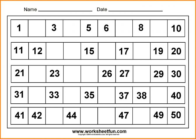 Spelling Numbers In Words Free Printable Worksheets Worksheetfun