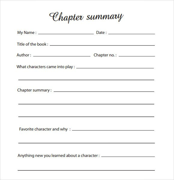 Summarize Worksheet Free Worksheets Library