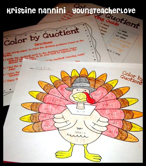 Thanksgiving Math Games, Centers, And Activities