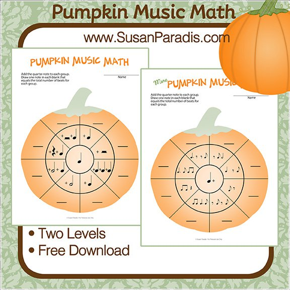 Thanksgiving Music Worksheets Free Worksheets Library