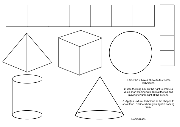 Value Scale Worksheet Free Worksheets Library