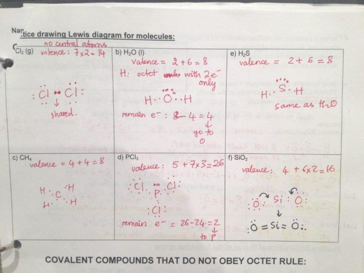 Worksheet   Covalent Worksheet Covalent Molecules Worksheet