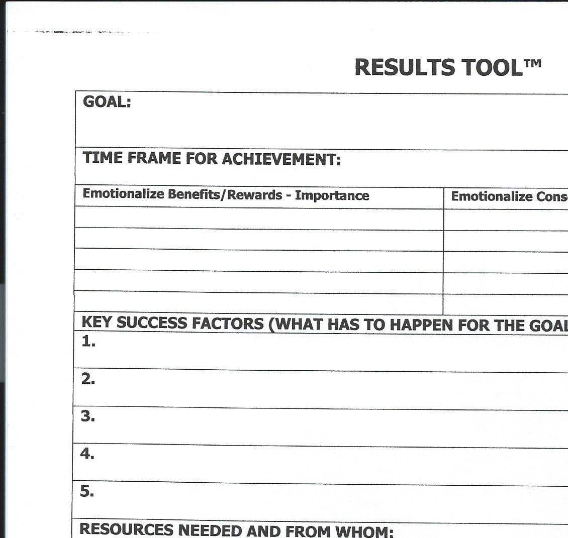29 Images Of Individual Sales Goal Template