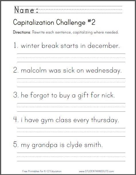 Best 25+ 2nd Grade Worksheets Ideas On Free Worksheets Samples