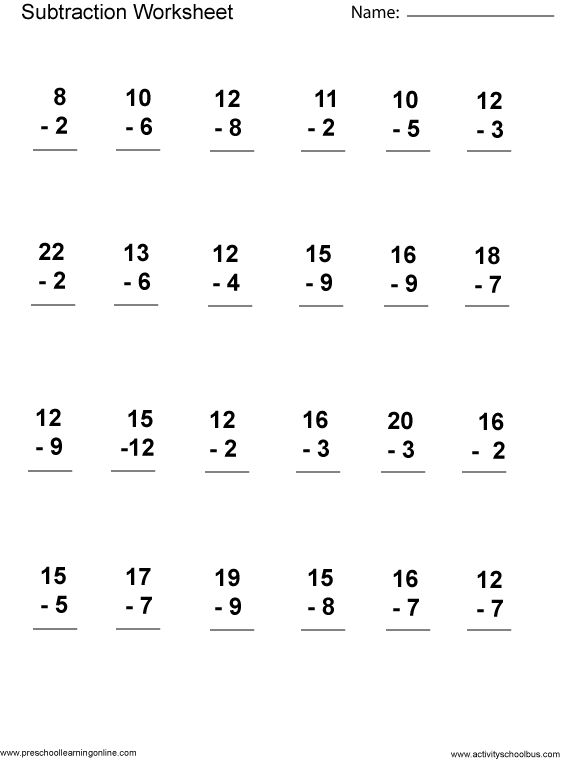 Best 25+ First Grade Math Worksheets Ideas On Free Worksheets Samples
