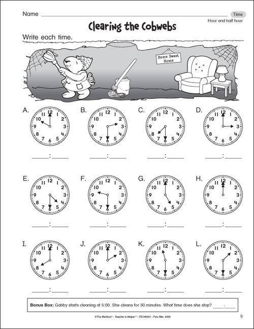 Best 25+ First Grade Worksheets Ideas On Free Worksheets Samples