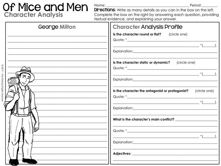 Best 25+ Of Mice And Men Ideas On Free Worksheets Samples